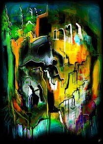Höhlenwelten von Thomas Bader