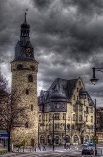 Leipziger Turm by Sven Dressler