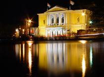 Oper - Halle (Saale) von Sven Dressler