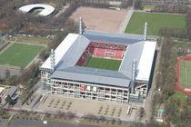 Müngersdorfer Stadion in Köln von Robert Peters