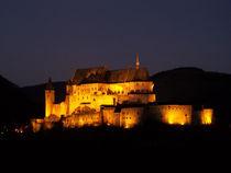 Chateau Vianden von Norbert Hergl