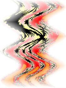 Spiral nebula glow von Norbert Hergl