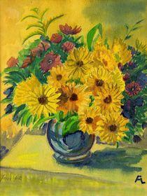 Blumenstrauß von Norbert Hergl