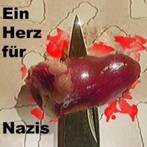 Ein Herz für Nazis von Norbert Hergl