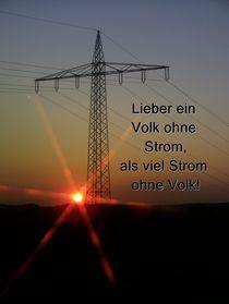 Viel Strom durch Laufzeitverlängerung von Norbert Hergl