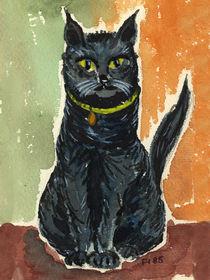 Braves Kätzchen von Norbert Hergl