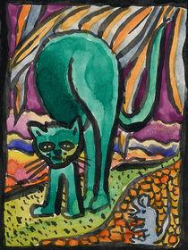Katzenbuckel von Norbert Hergl