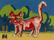 Red Cat von Norbert Hergl