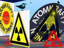 Atomkraft von Norbert Hergl