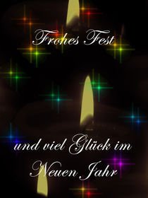 Frohes Fest 001 by Norbert Hergl