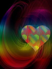 Herzlinie - Heart Line von Norbert Hergl
