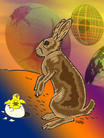 Dioxin - Frohe Ostern! - Happy Easter! von Norbert Hergl