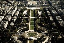 Blick auf Paris von Frank Walker