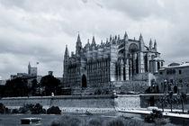 Kathedrale in Palma by Frank Walker