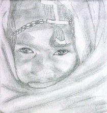 Portrait Massaikrieger 2 von irimo