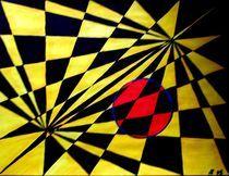 optical art DERROTEKREIS von matisputnik