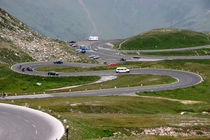 Autoschlange von Thomas Mick