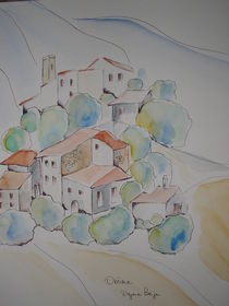 Provence by dagmar berger