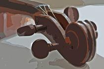 Geige II by artpic