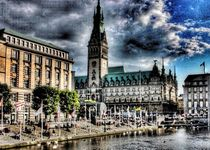 Hamburg by artpic