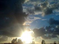 Sonne vs. Wolken von wachsma