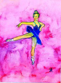 Prima Ballerina by wachsma