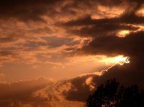 Sonne und Wolken by wachsma