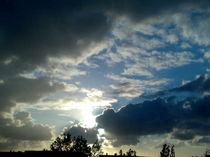 Wolkenlücke von wachsma
