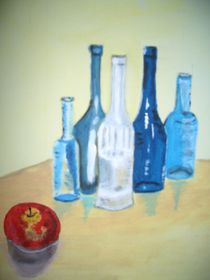 Flaschen von Ulrich Hohle
