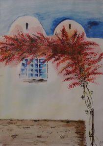 Haus am Mittelmeer von Ulrich Hohle