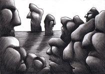 Stelldichein der Felsen von Konstanze Becker