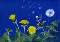 Pusteblume von Annette Kretzschmar