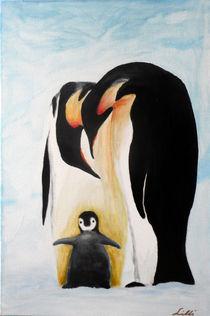 Pinguine by lillihamburg