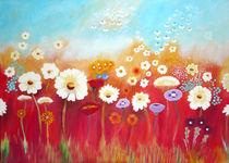 Blumenfantasie02 von lillihamburg