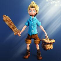 Little Harry von Alexei Alander