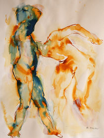 Aktsdudie-XXI by Anna Maier