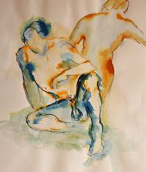 Aktsdudie XXIII by Anna Maier