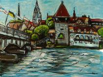 Konstanz Rheintorturm von Stephan Langustl Lange