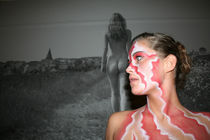 Bodypainting 4 by Axel Haußmann