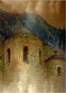 Das Kloster der weißen Nonnen von Wolfgang Schwerdt