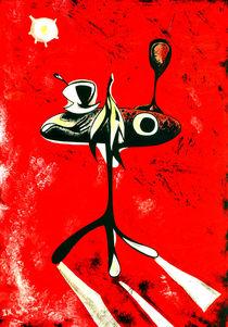 Im Roten Salon von Markus Johne