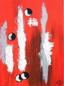 Asiatisch01 von Roswitha Rudzinski