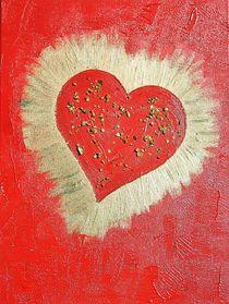 Liebe mit Herz von Roswitha Rudzinski