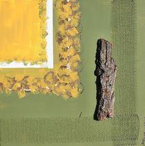 Naturcollage von Roswitha Rudzinski
