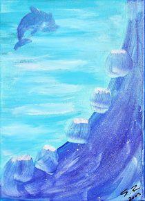 Unterwasserwelt von Roswitha Rudzinski