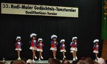 Jugendgarde Gardetanz 1 von Fred Rudzinski