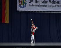 Deutsche Meisterschaft 2010 Paartanz Feuerio (4) von Fred Rudzinski