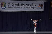 Deutsche Meisterschaft 2010 Paartanz Feuerio (1) von Fred Rudzinski