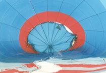 Ballonfahrt  by Heike Nedo