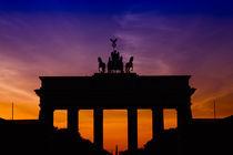 Brandenburg Gate von imaginarius
